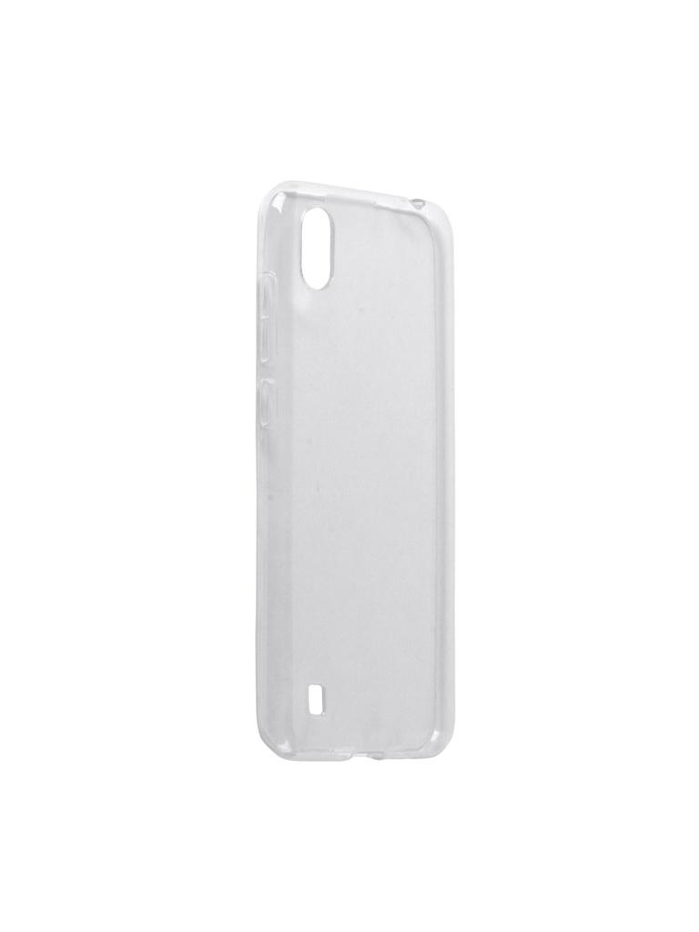 Аксессуар Чехол iBox для ZTE Blade A7 2019 Crystal Silicone Transparent УТ000018459 чехол для zte blade l4 pro gecko черный
