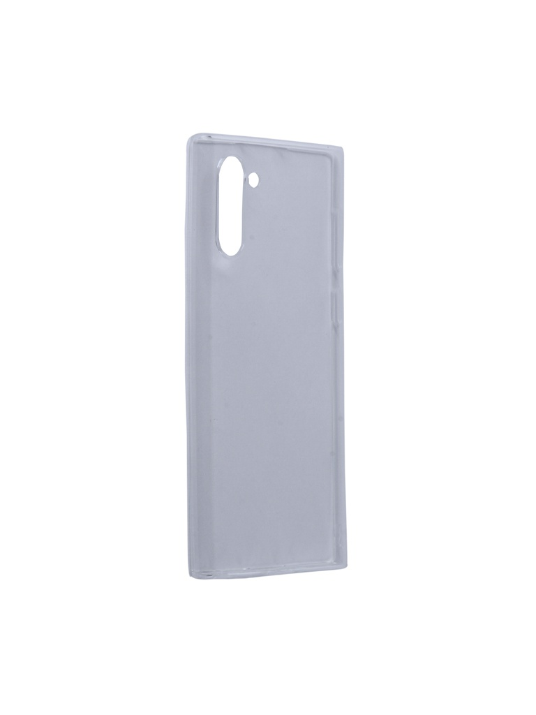 Аксессуар Чехол iBox для Samsung Galaxy Note 10 Crystal Silicone Transparent УТ000018349