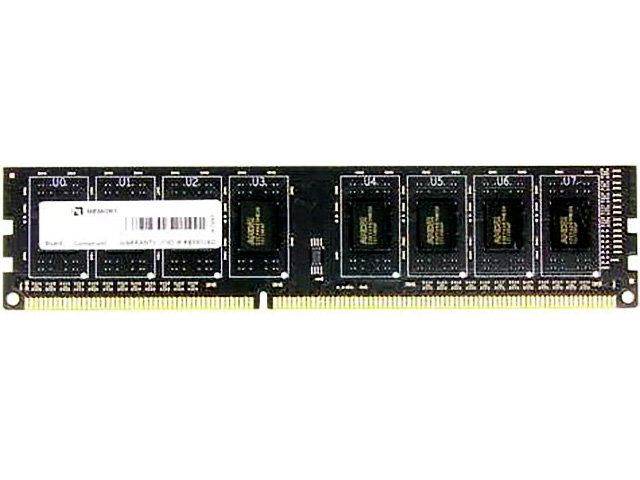 Модуль памяти AMD DDR3 DIMM 1600MHz PC3-12800 CL11 - 4Gb R534G1601U1SL-UO