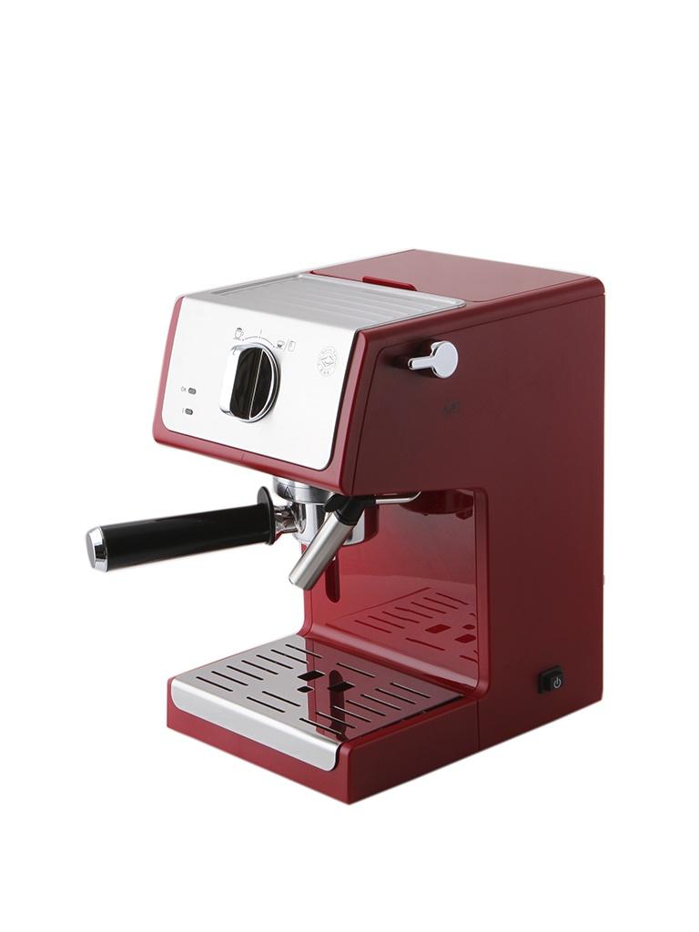 Кофемашина De'Longhi ECP 33.21 Red кофеварка delonghi ecp 31 21