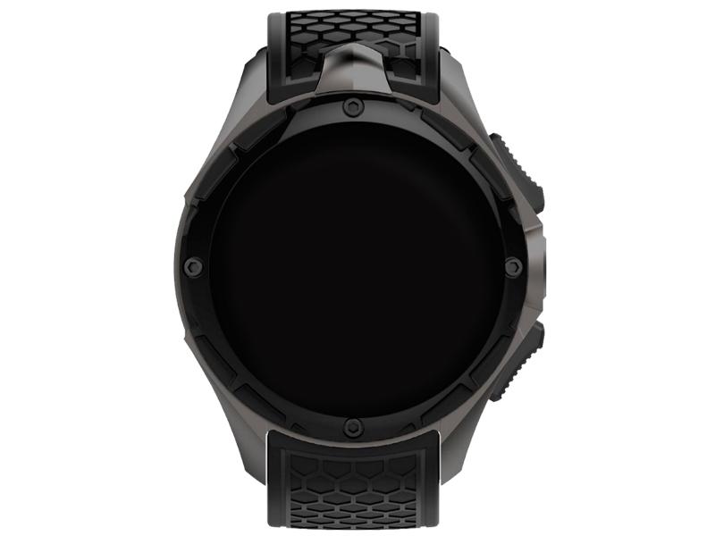Умные часы KWART Traveller Black