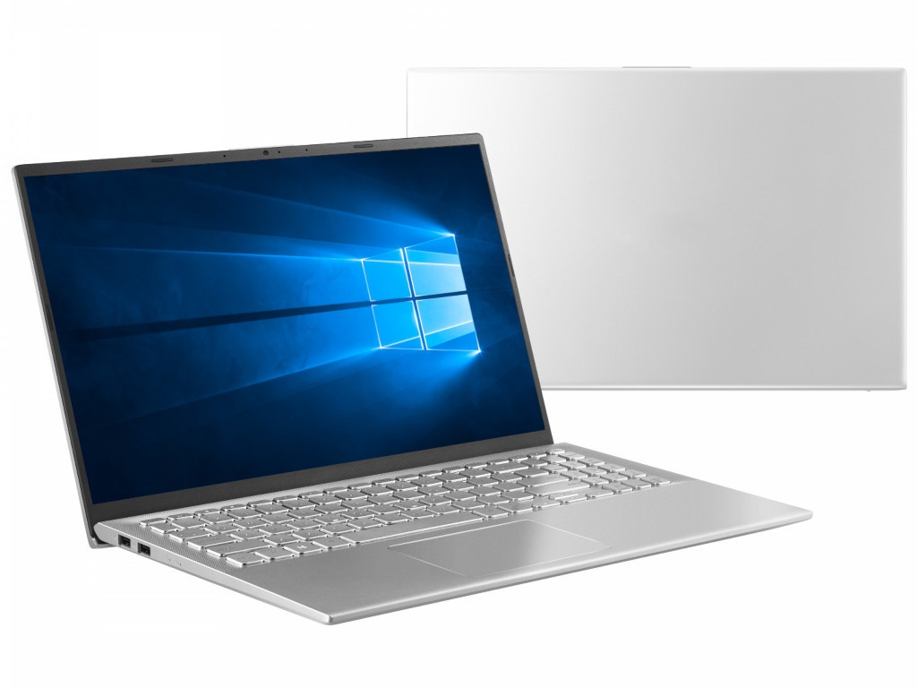 Ноутбук ASUS X512FL-BQ262T Silver 90NB0M92-M03420 (Intel Core i5-8265U 1.6 GHz/8192Mb/256Gb SSD/nVidia GeForce MX250 2048Mb/Wi-Fi/Bluetooth/15.6/1920x1080/Windows 10 Home 64-bit)