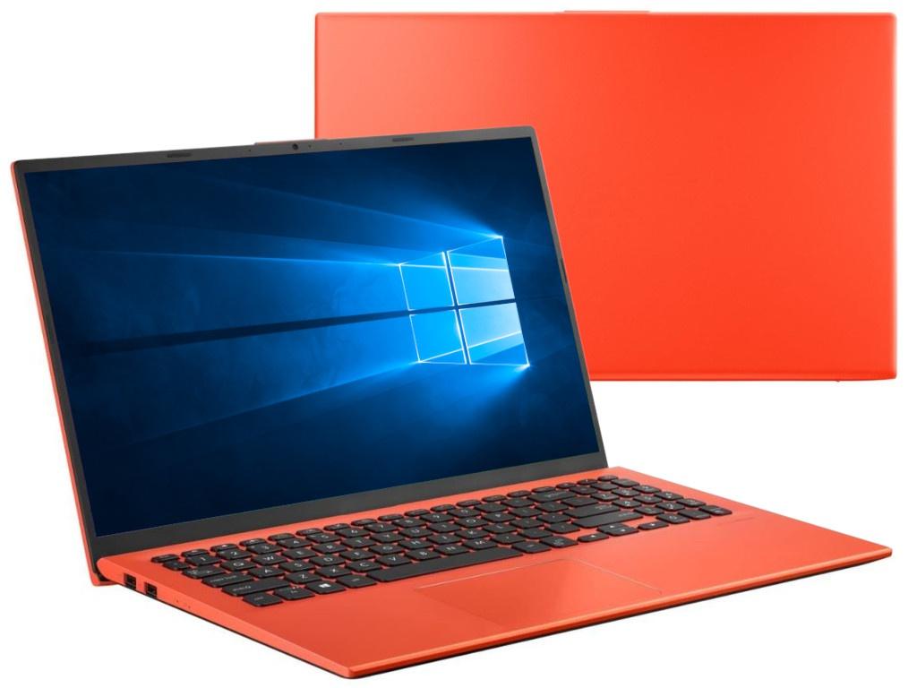 Ноутбук ASUS X512FL-BQ261T Coral Crush 90NB0M97-M03410 (Intel Core i5-8265U 1.6 GHz/8192Mb/256Gb SSD/nVidia GeForce MX250 2048Mb/Wi-Fi/Bluetooth/15.6/1920x1080/Windows 10 Home 64-bit)