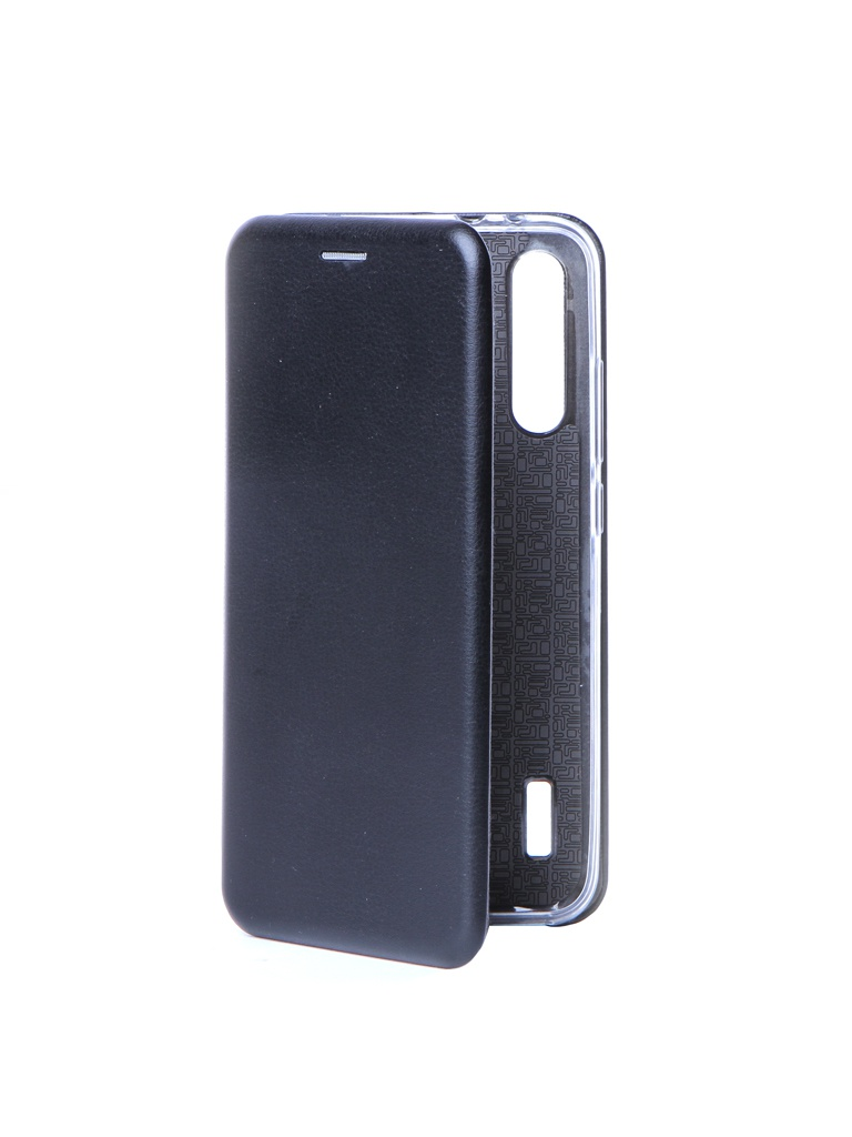 Аксессуар Чехол Svekla для Xiaomi Mi A3 CC9E 3D Black TRD-SVXIMIA3-BL