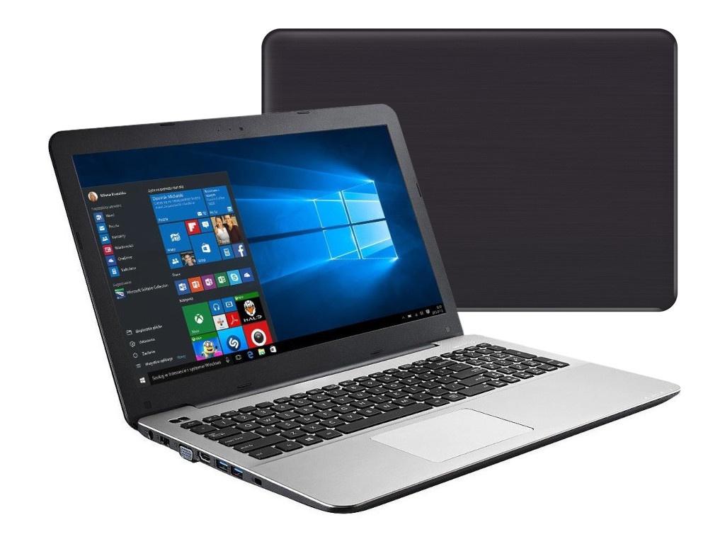 Ноутбук ASUS R556QG-XO499T (AMD A12-9720P 2.7 GHz/8192Mb/1000Gb/AMD Radeon R8/Wi-Fi/Bluetooth/15.6/1366x768/Windows 10)