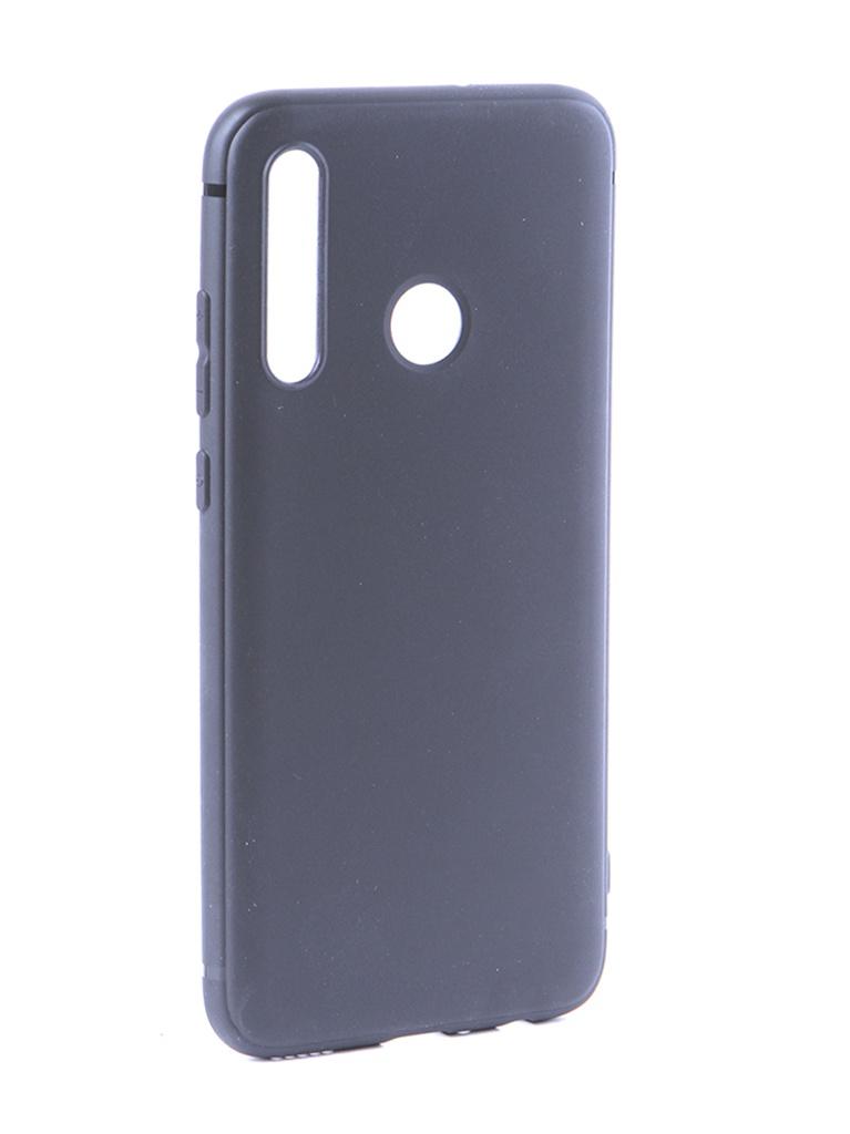 Чехол Innovation для Huawei Honor 10i Matte Black 16313