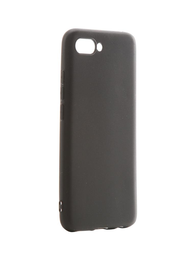 Аксессуар Чехол Innovation для Huawei Honor 10 Matte Black 15242