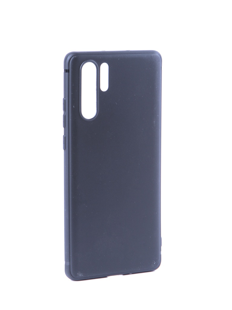 Фото - Аксессуар Чехол Innovation для Huawei P30 Pro Matte Black 15257 аксессуар