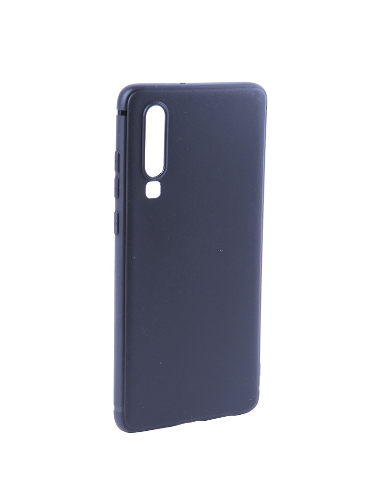 Фото - Аксессуар Чехол Innovation для Huawei P30 Matte Black 15256 аксессуар