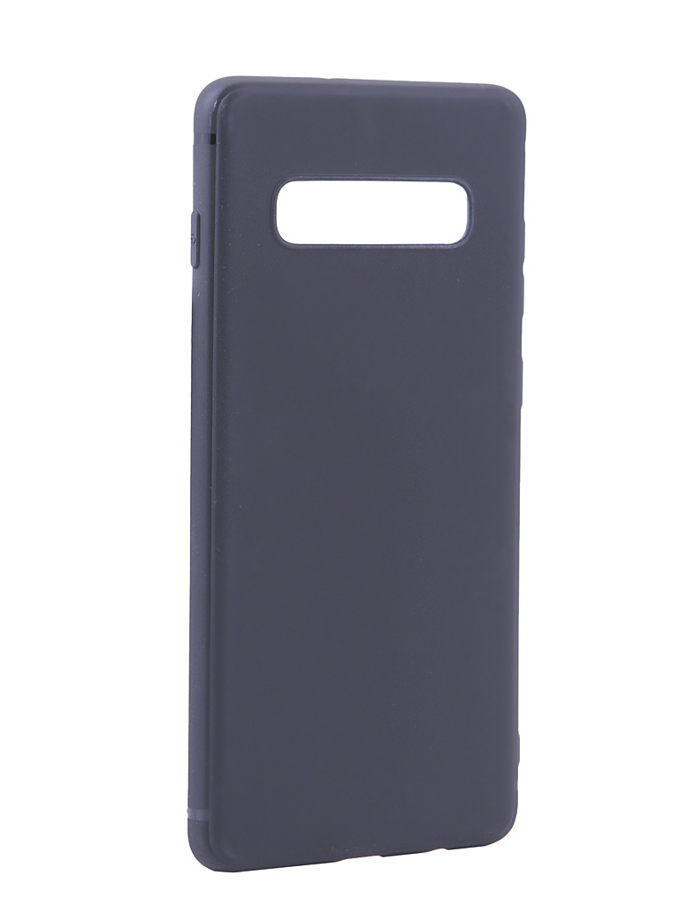 Аксессуар Чехол Innovation для Samsung Galaxy S10 Plus Matte Black 15238