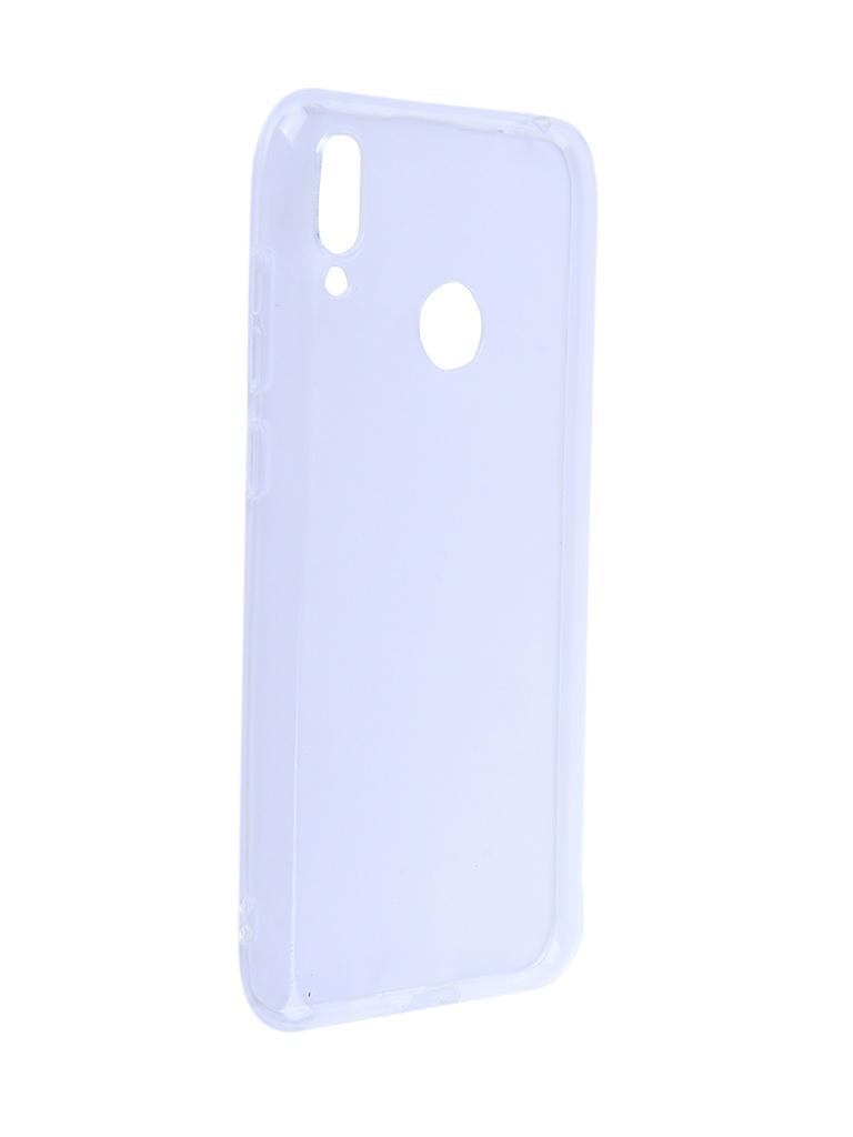 Чехол Innovation для Huawei Y7 2019 Transparent 14823