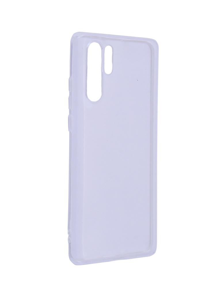 Чехол Innovation для Huawei P30 Pro Transparent 16156 фото