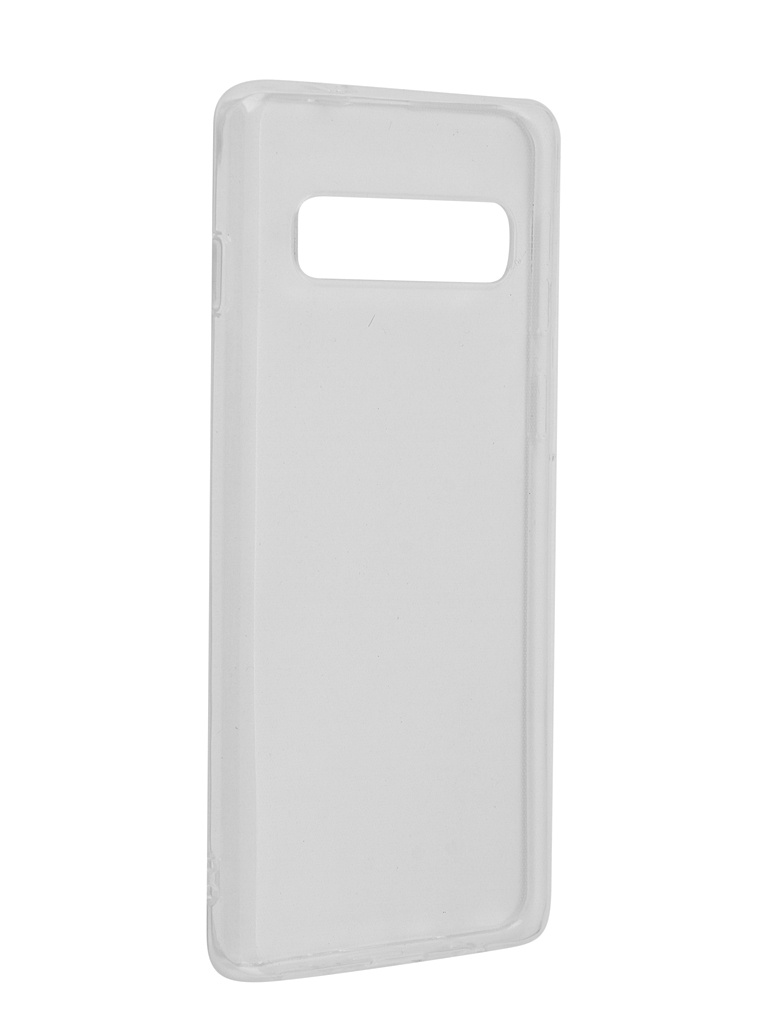Аксессуар Чехол Innovation для Samsung Galaxy S10 Transparent 14843