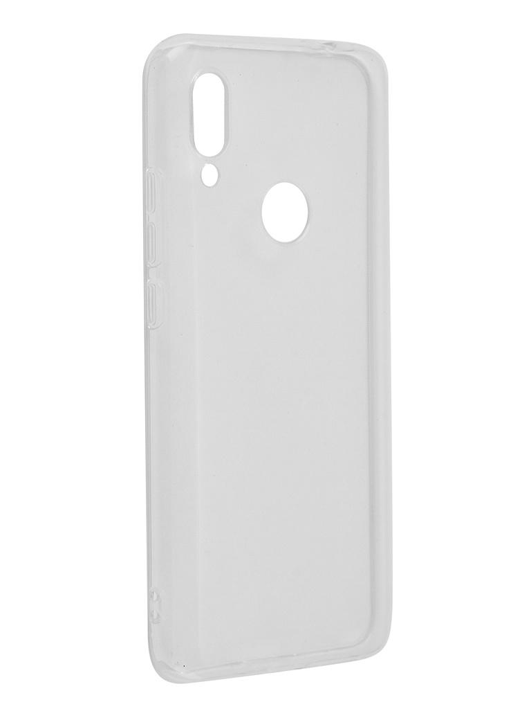 Чехол Innovation для Xiaomi Redmi 7 Transparent 16144