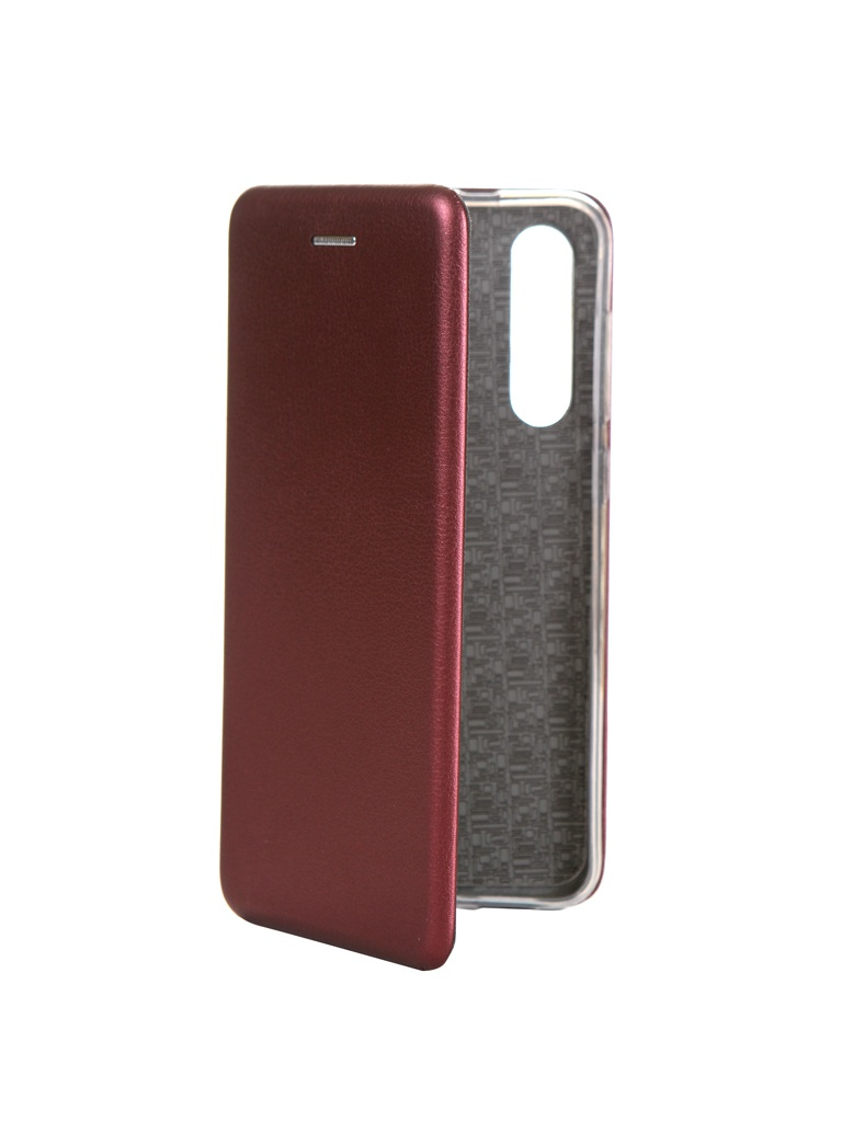 Чехол Innovation для Xiaomi Mi 9 SE Silicone Bordo 16340