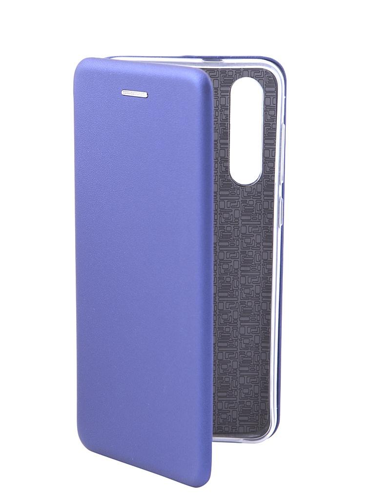 Чехол Innovation для Xiaomi Mi 9 SE Silicone Blue 16338