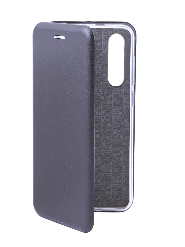 Чехол Innovation для Xiaomi Mi 9 SE Silicon Black 16335