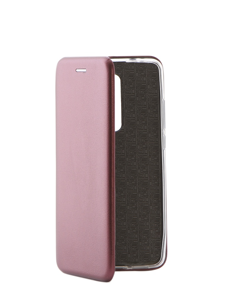 Аксессуар Чехол Innovation для Xiaomi Mi 9T/K20 Silicone Bordo 16347