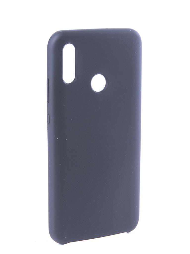 Чехол Innovation для Huawei P Smart 2019 / Honor 10 Lite Silicone Black 14396