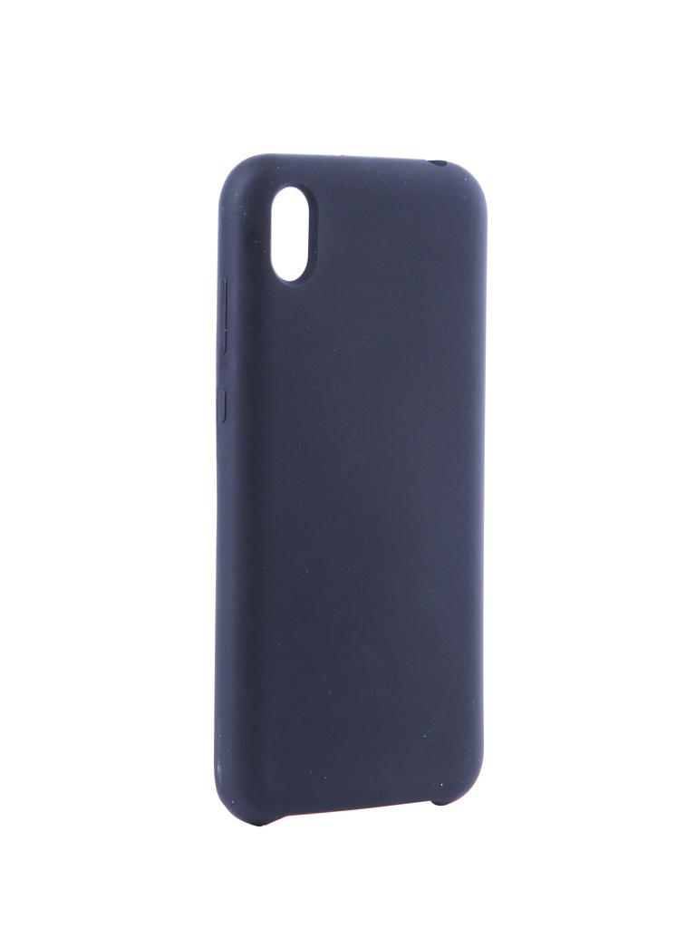 Чехол Innovation для Huawei Y5 2019 / Honor 8S Silicone Black 16308