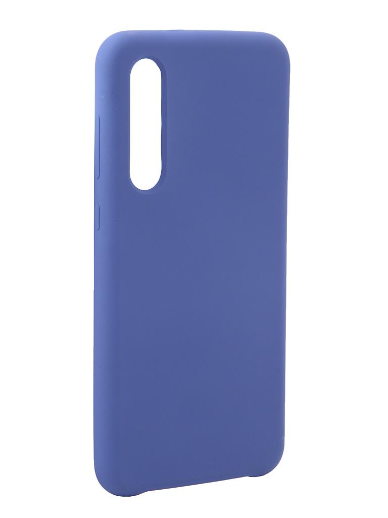 Чехол Innovation для Xiaomi Mi 9 SE Silicone Blue 15396