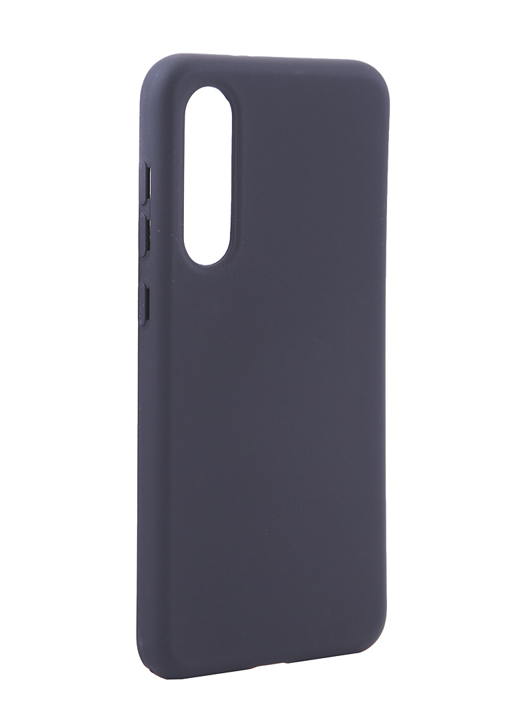 Аксессуар Чехол Innovation для Xiaomi Mi 9 SE Silicone Black 15397 все цены