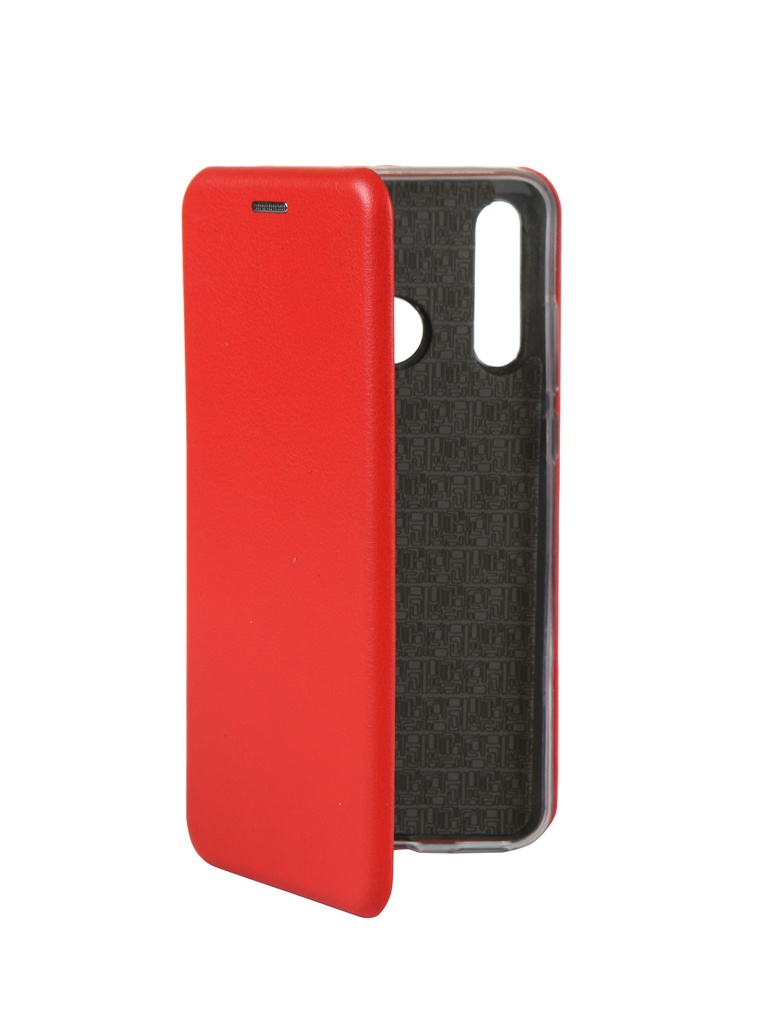 Чехол Innovation для Huawei Honor 10i Book Silicone Magnetic Red 15449