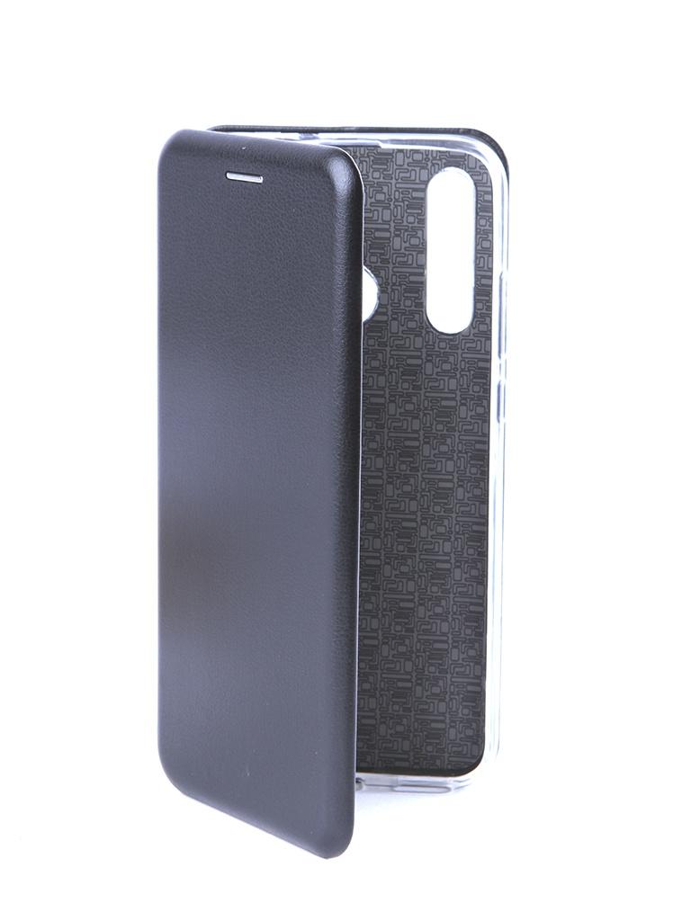 Чехол Innovation для Huawei Honor 10i Book Silicone Magnetic Black 15454