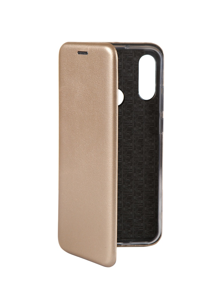 Чехол Innovation для Huawei Honor 8A / Y6 2019 Book Silicone Magnetic Gold 14226 чехол innovation для huawei honor 8a y6 2019 book silicone magnetic black 14224