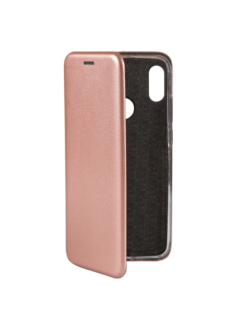 Чехол Innovation для Huawei Honor 8A / Y6 2019 Book Silicone Magnetic Rose Gold 14227 чехол innovation для huawei honor 8a y6 2019 book silicone magnetic black 14224