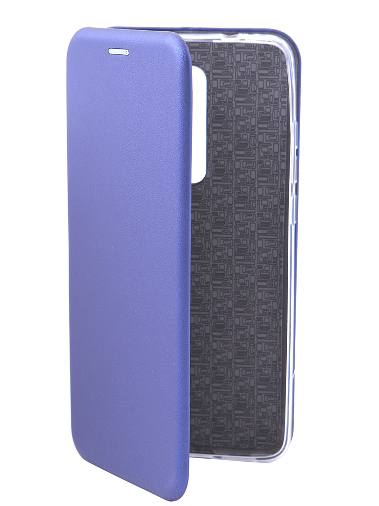 Аксессуар Чехол Innovation для Xiaomi Mi 9T/K20 Silicone Blue 16346
