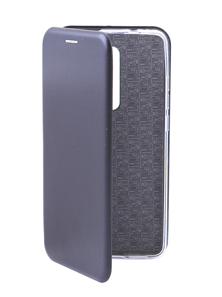 Чехол Innovation для Xiaomi Mi 9T/K20 Silicone Black 16342