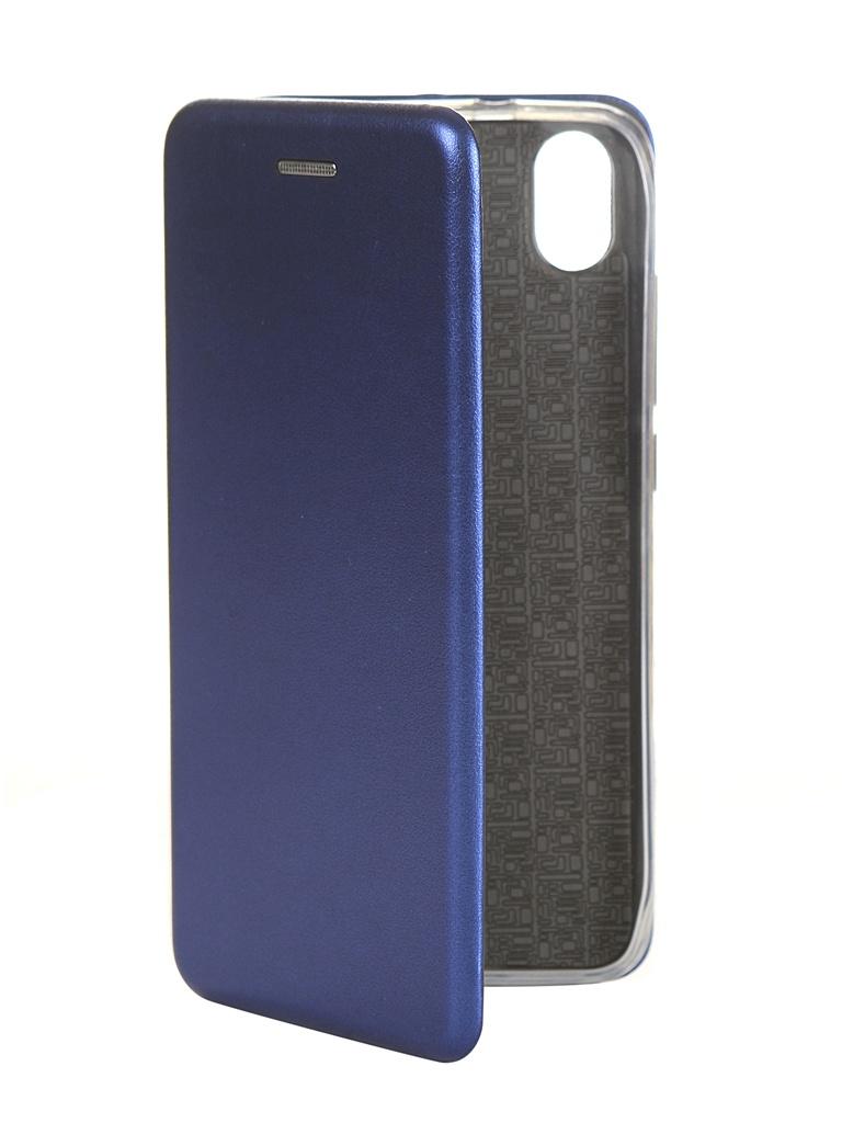 Чехол Innovation для Xiaomi Redmi 7A Silicone Blue 16331