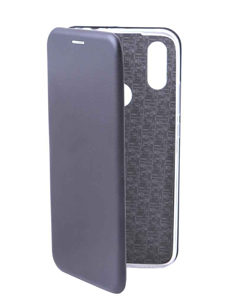 Фото - Аксессуар Чехол Innovation для Xiaomi Redmi 7 Silicone Black 15260 аксессуар