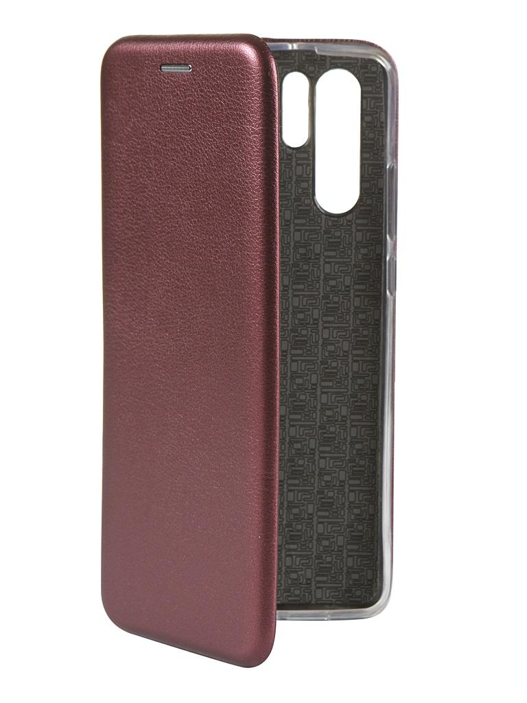 Чехол Innovation для Huawei P30 Pro Book Silicone Magnetic Bordo 15464 аксессуар чехол для huawei mate 20 pro innovation book silicone magnetic black 13385