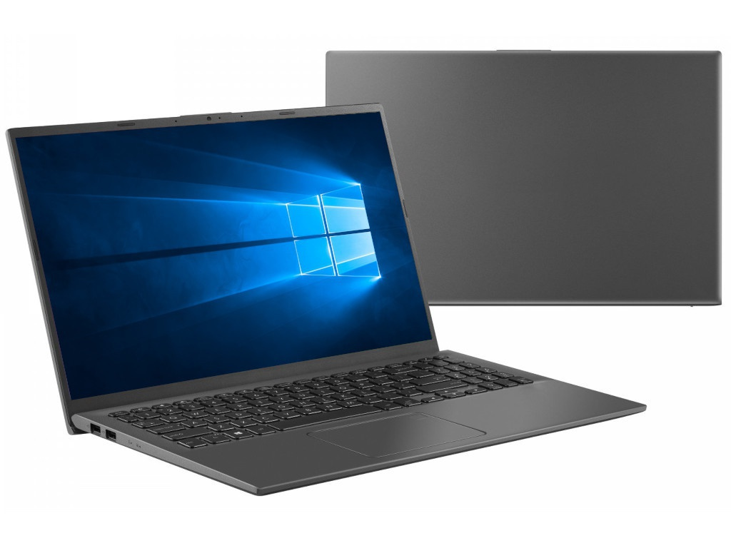 Ноутбук ASUS X512DK-BQ069T 90NB0LY3-M00910 (AMD Ryzen R3 3200 2.6 GHz/4096Mb/500Gb/No ODD/AMD Radeon R540X 2048Mb/Wi-Fi/Cam/15.6/1920x1080/Windows 10 64-bit)