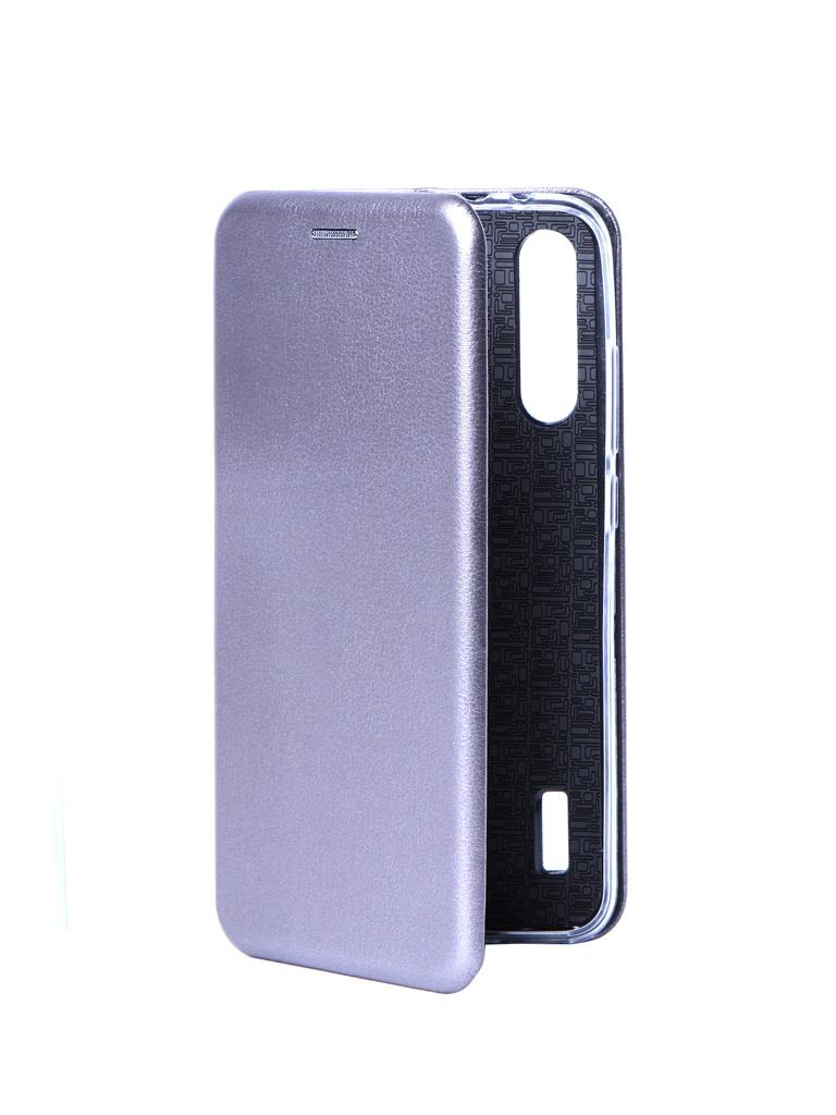 Аксессуар Чехол Neypo для Xiaomi Mi A3 CC9E Premium Silver NSB14816