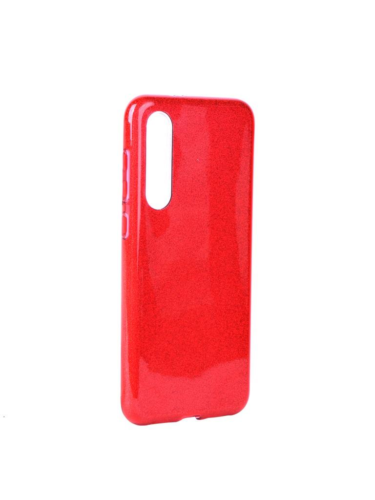 Фото - Аксессуар Чехол Neypo для Xiaomi Mi 9SE Brilliant Silicone Red Crystals NBRL15159 аксессуар