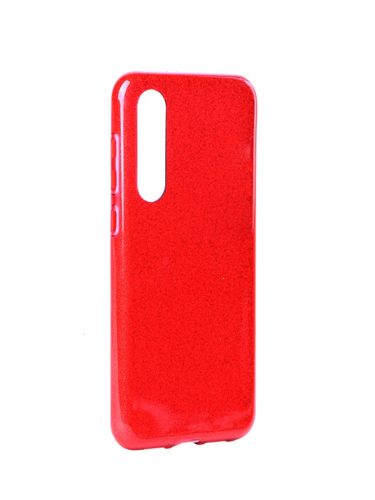 Чехол Neypo для Xiaomi Mi 9SE Brilliant Silicone Gold Crystals NBRL15158