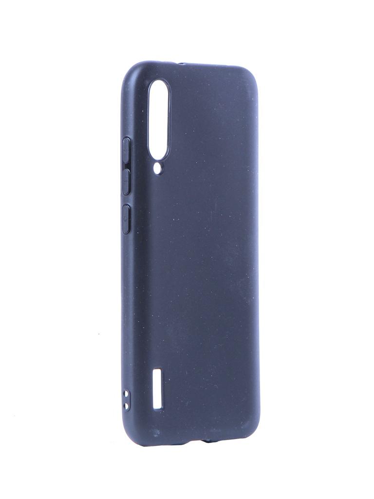 Чехол Neypo для Xiaomi Mi A3 CC9E Soft Matte Silicone Black NST15098