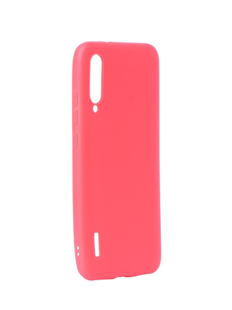 Чехол Neypo для Xiaomi Mi A3 CC9E Soft Matte Silicone Red NST15167