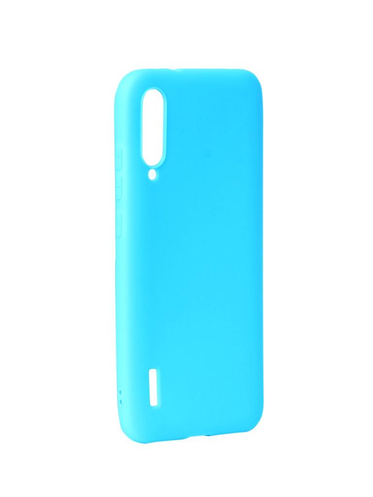 Фото - Аксессуар Чехол Neypo для Xiaomi Mi A3 CC9E Soft Matte Silicone Turquoise NST15168 аксессуар