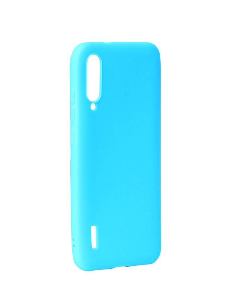 Чехол Neypo для Xiaomi Mi A3 CC9E Soft Matte Silicone Turquoise NST15168
