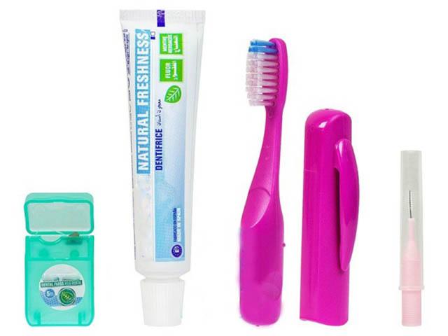 Щетка Дорожный набор Pierrot Express Dental Kit 8411732933313