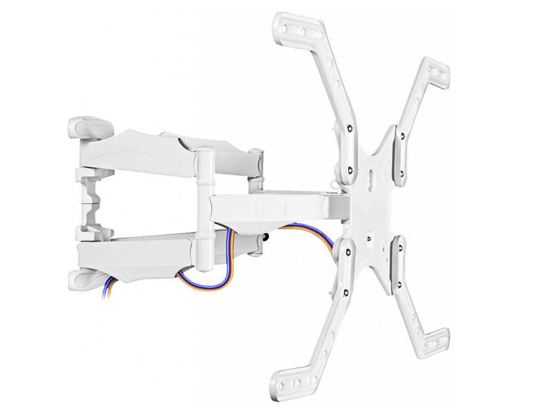 Кронштейн Onkron M5L (до 40кг) White