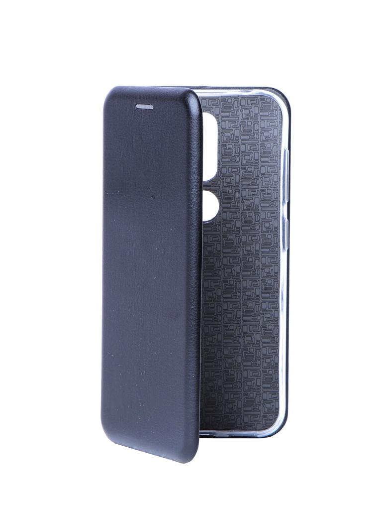 Чехол Neypo для Nokia 4.2 Premium Black NSB15177