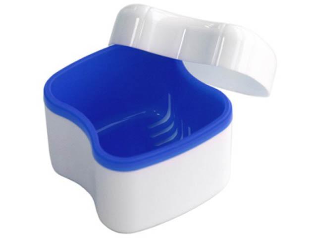 Контейнер для хранения протезов Pierrot Cleaning Box 8411732009513