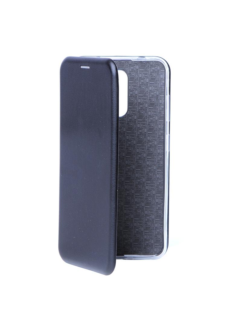 Чехол Neypo для Nokia 3.2 Premium Black NSB15176