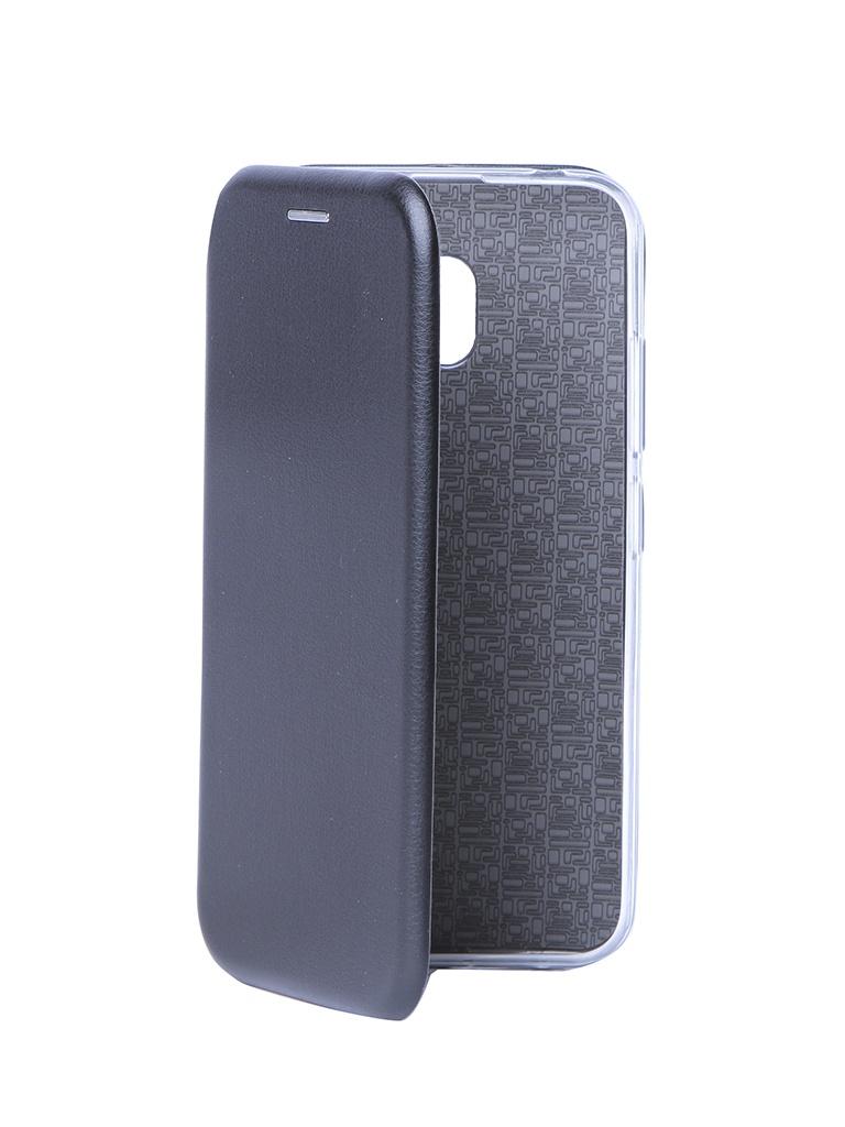 Чехол Neypo для Nokia 2.2 Premium Black NSB15171