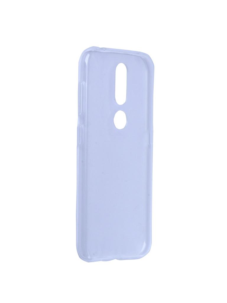 Фото - Аксессуар Чехол Neypo для Nokia 4.2 Silicone Transparent NST15085 аксессуар